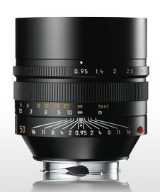 Leica 50mm f/0.95