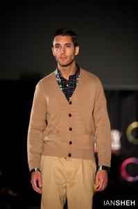 Ian Sheh - BC Fashion Week Vancouver