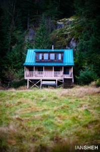 Ian Sheh - Gambier Island lifestyle