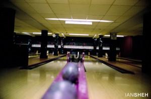 Ian Sheh - bowling alley