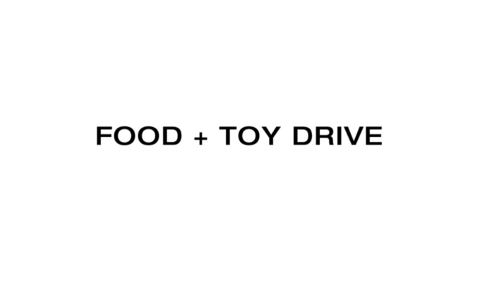 Help-Portrait Food + Toy Drive