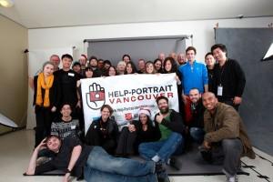 Help-Portrait Vancouver 2010