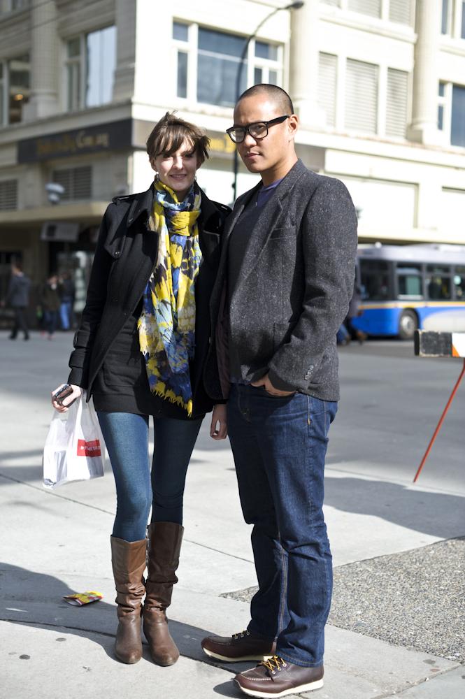 Olga & Len-nard - Pacific Centre - Ian Sheh