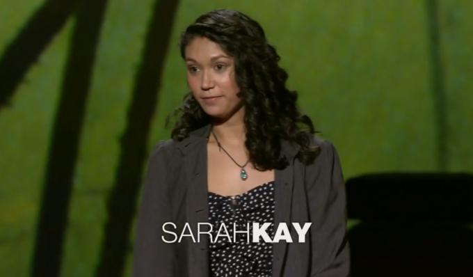 Sarah Kay
