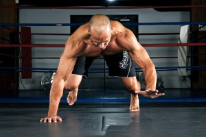 Sprawl Workout - IMPACT Magazine - Ian Sheh