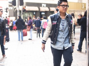 street style: world trade centre, hong kong