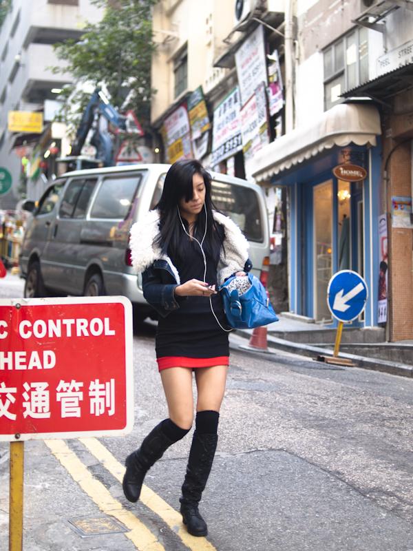 street style: soho, hong kong