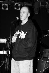 Glen Erickson - Shameless Records Canada - Ian Sheh