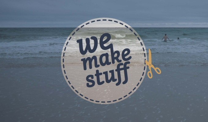 WeMakeStuff - Soft Front Cover