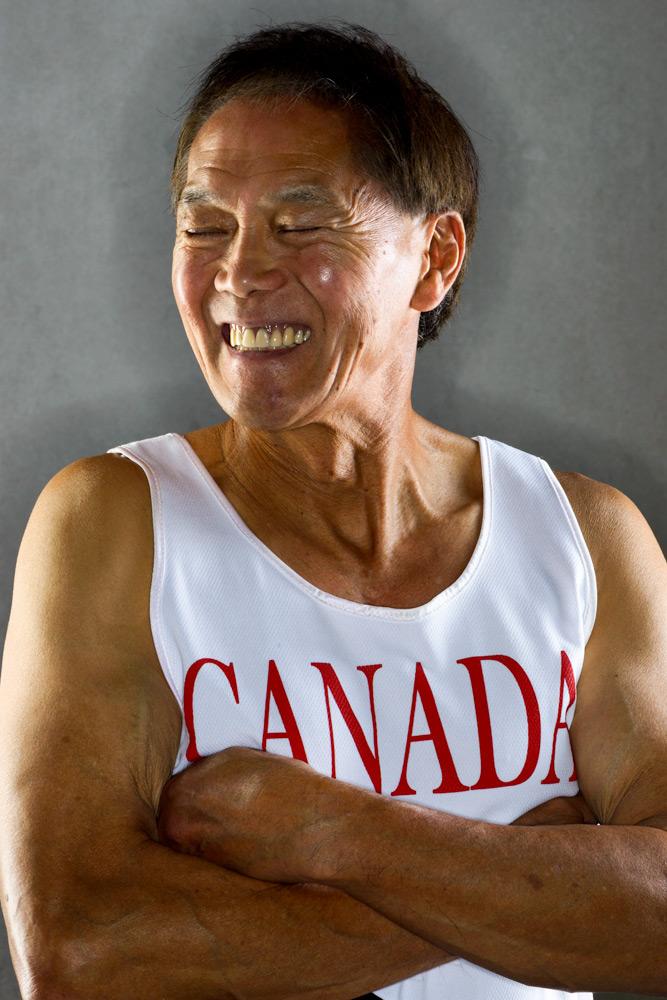 Harold Morioka - Laugh / Ian Sheh